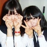 qq姐妹双人头像一对两张