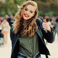 女生头像欧美大气气质 清新好看的大气欧美时尚风格图片头像女生