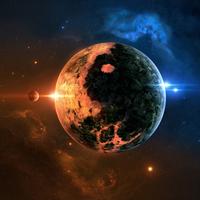 星球头像图片大全 唯美漂亮的梦幻星球头像