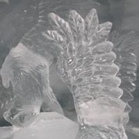 微信头像冰雕