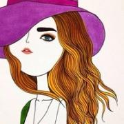 时尚女生漫画头像 个性十足动漫女头图片