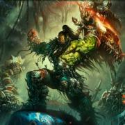 魔兽世界兽人战士头像图片