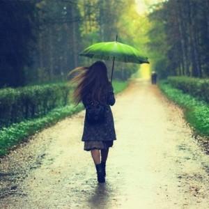 关于下雨的头像
