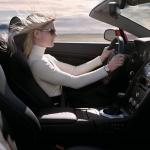 美女开车图片头像 气场强大的霸气美女开车图片头像高清