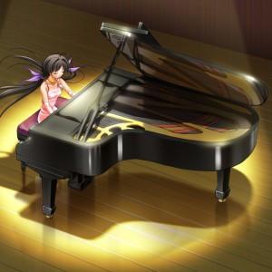 钢琴头像图片大全