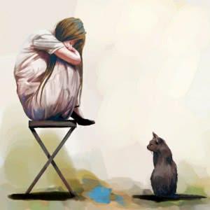 孤单头像伤感