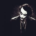 小丑希斯莱杰高清头像图片 经典好看的希斯莱杰小丑图片头像精选