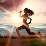 跑步励志图片头像 高清好看的跑步健身励志图片唯美头像