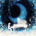 钢琴微信头像图片 唯美有意境的钢琴微信头像图片大全