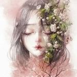 动漫头像悲伤孤独图片 高清有点孤独的伤感的动漫头像图片