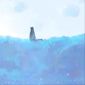 动漫头像悲伤孤独图片