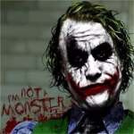 小丑希斯莱杰图片头像,高清经典的希特莱杰小丑图片头像
