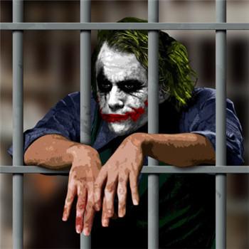 黑暗骑士小丑图片头像