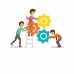 team work图片头像 高清好看的团队合作头像图片