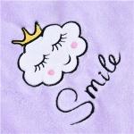 微笑的云朵头像 好看唯美微笑着的云朵图片头像