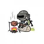 吃鸡动漫头像图片可爱 可爱的吃鸡头像q版卡通图片