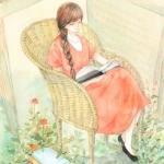 学习看书的时光头像图片 治愈系