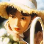 安静治愈柔情女生头像图片 每个女孩都有童话梦