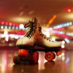 旱冰场溜冰鞋头像图片 旱冰场的迪斯科80年代的集体回忆