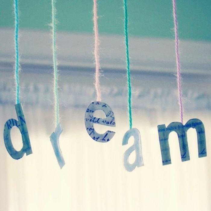 高清清新dream梦想头像图片