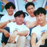 四大天王头像图片 80年代四大天王一代人的青春