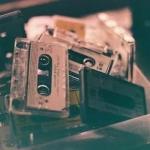 怀旧磁带头像图片 时间就像一盘旧磁带
