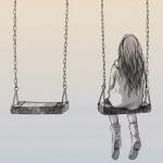微信头像忧郁伤感图片,高清孤独伤感的微信头像精选