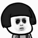 熊猫眼图片头像,可爱的熬夜黑眼圈搞笑图片头像