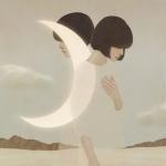 寓意伤感情侣头像图片,你是我辗转反侧的梦