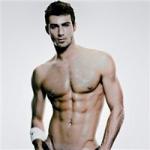 腹肌男生头像 高清撩人的帅气腹肌男qq头像图片