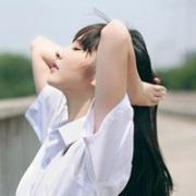 qq头像长头发侧面女生 清新好看的女生头像唯美长发侧面图片