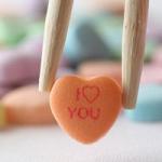漂亮的爱心头像图片,好看的心形头像唯美love带字
