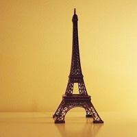 清新唯美艾菲尔巴黎铁塔qq头像图片