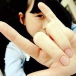 爱你的手势头像图片 好看的爱你哟手势头像