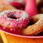 唯美甜甜圈头像图片大全 美味可口关于甜甜圈的头像