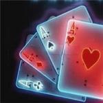 扑克牌头像图片大全,跟扑克有关的图片头像