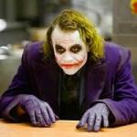 希斯莱杰小丑图片头像大全 恐怖诡异的希斯莱杰小丑经典头像图片