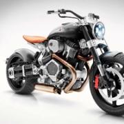 帅气好看的炫酷摩托车头像图片大全
