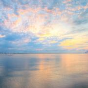 微信头像风景有水 唯美有水的微信头像风景图片