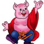 微信头像猪八戒 搞笑的可爱猪八戒头像图片