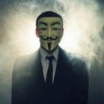 v字仇杀队面具男头像 戴黑白面具的v字仇杀队图片头像