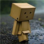 张小盒微信头像 孤独伤感的张小盒木偶头像图片