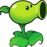豌豆射手图片头像,游戏植物大战僵尸豌豆射手图片头像合集