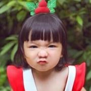 葫芦娃小孩真人头像 可爱超萌的葫芦娃7人真人头像图片