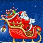 圣诞老人头像图片大全 高清可爱圣诞老人卡通头像