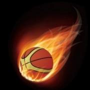 火焰篮球头像图片大全,炫酷篮球图片头像