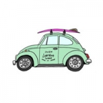 小汽车卡通图片头像 Q版可爱小汽车卡通图