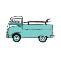 小汽车卡通图片头像