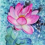 花画头像图片 手绘好看的花的画画图片头像