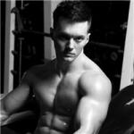 有腹肌的男生照片头像 肌肉男性感有型帅爆了